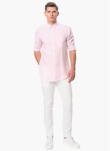 George Hogg Klasik Pantolon Beyaz